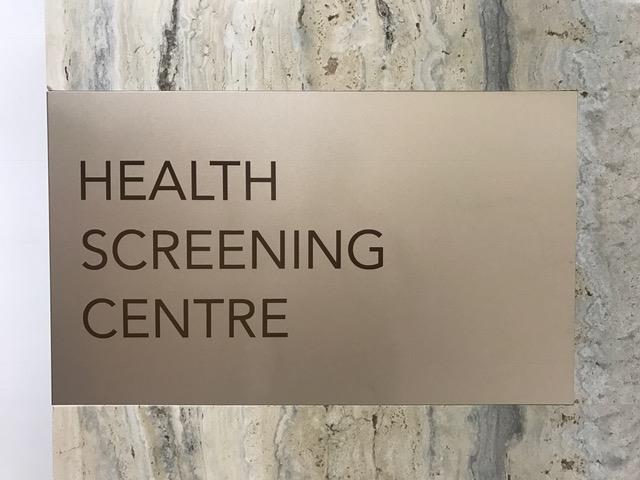 Health Screening Package