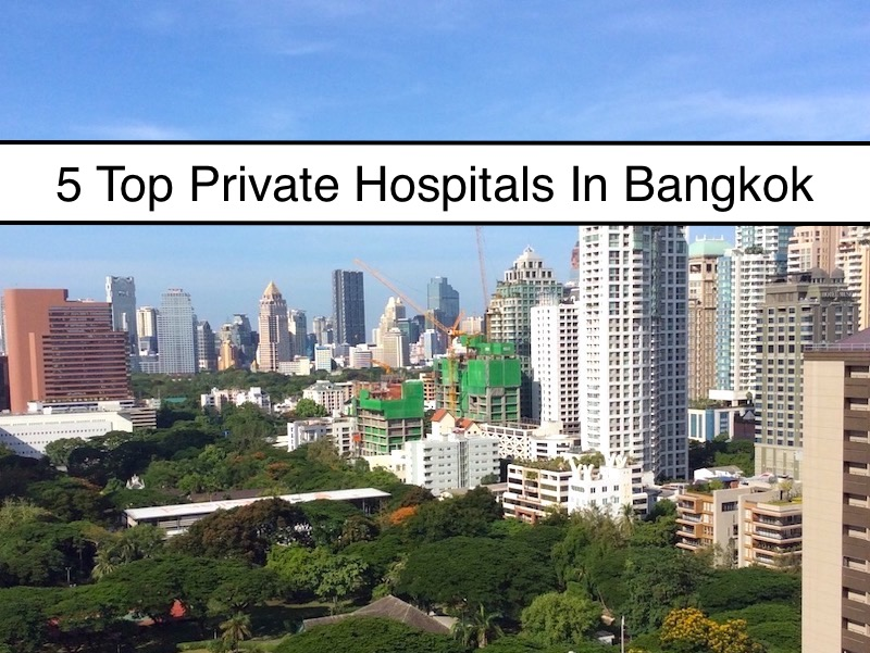 Top Hospitals In Bangkok For Medical Tourists