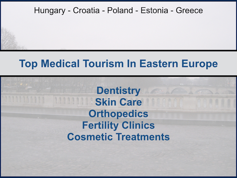 Top Dental And Medical Clinics In Eastern Europe